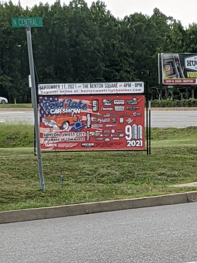 Plant - N CENTRAL HU VIDEO 1200L MANBENON SEPTEMBER 11, 2021 o THE BENTON SQUARE 4PM-8PM Register on!ine at bentonwestcitychamber.com CAR SHOW BENTON AWEST CITY CHAMBER OF COMMERCE 900 2021 CLASSIC HOT ROD