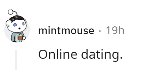 Gesture - mintmouse · 19h Online dating.