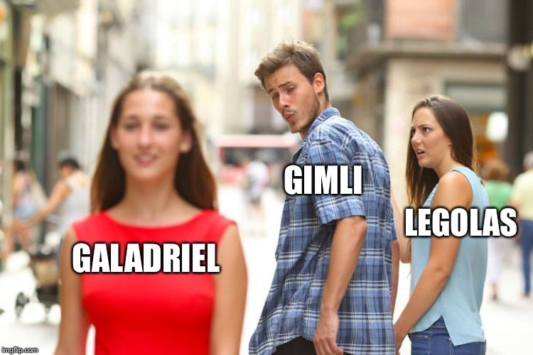 Clothing - GIMLI LEGOLAS GALADRIEL imgfilip.com