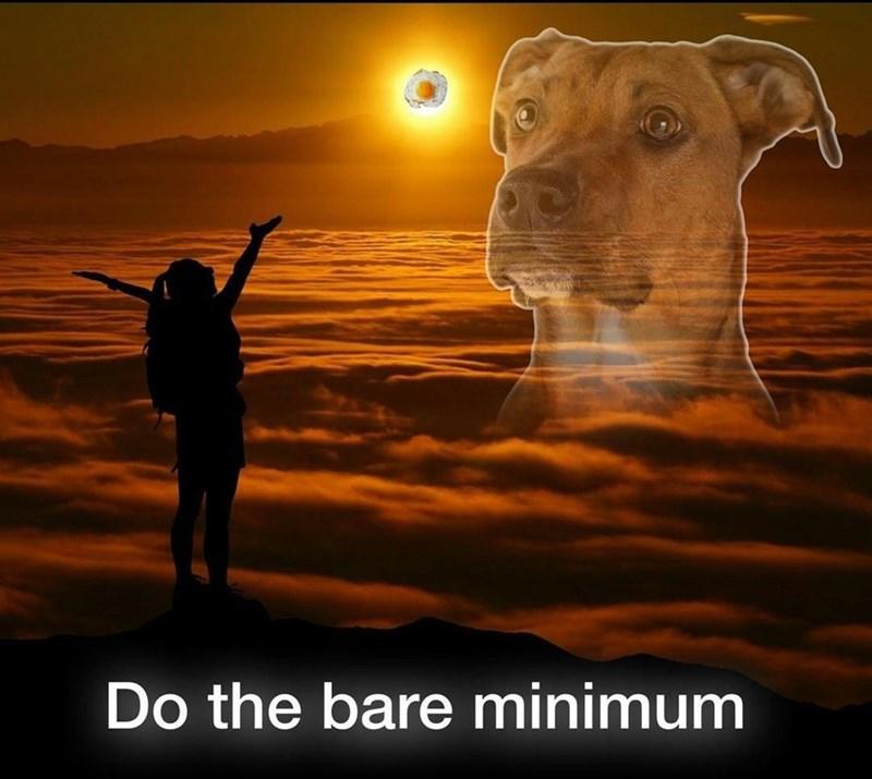 Ecoregion - Do the bare minimum