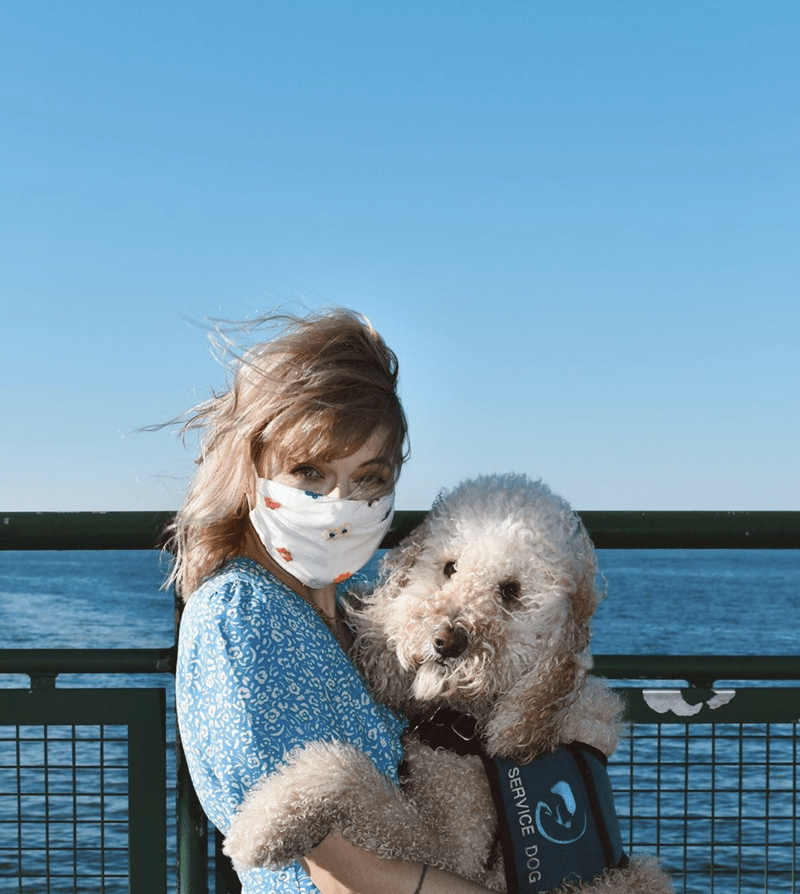 Water - SERVICE DOG
