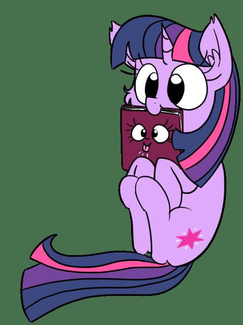 twilight sparkle wafflecakes - 9635251456