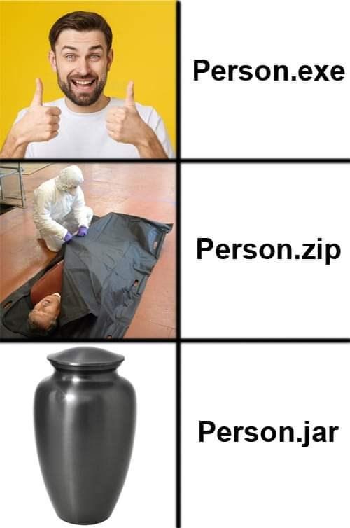 Hair - Person.exe Person.zip Person.jar