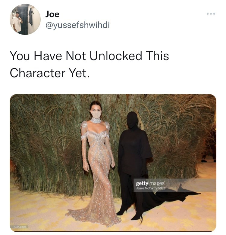 Photograph - Joe ... @yussefshwihdi You Have Not Unlocked This Character Yet. gettyimages Jamie McCarthy/MG21r 1340140836