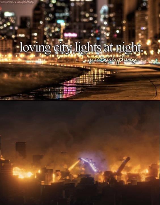 Light - nstogrom//@ justgirlubl.og -loving city lights at-night qustoriythinge