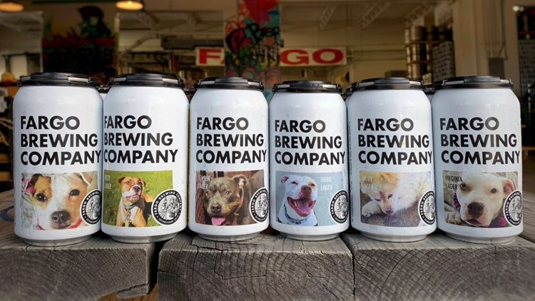 craft beer dog rescue