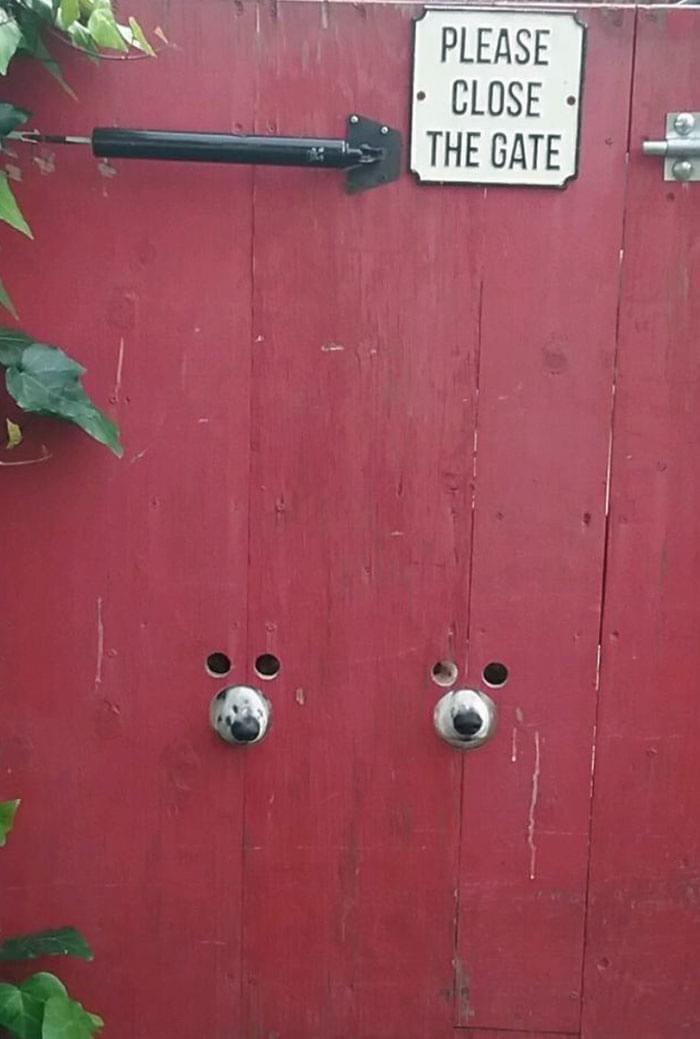 Fixture - PLEASE CLOSE • THE GATE