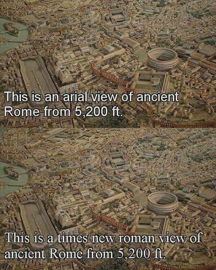 Ecoregion - This is an arial view of ancient Rome from 5,200 ft. This is a times new roman view of ancient Rome from 5,200 ft,