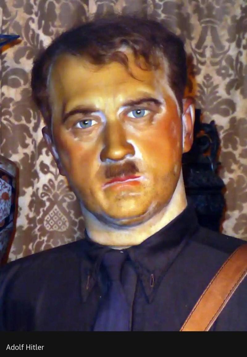 Forehead - Adolf Hitler