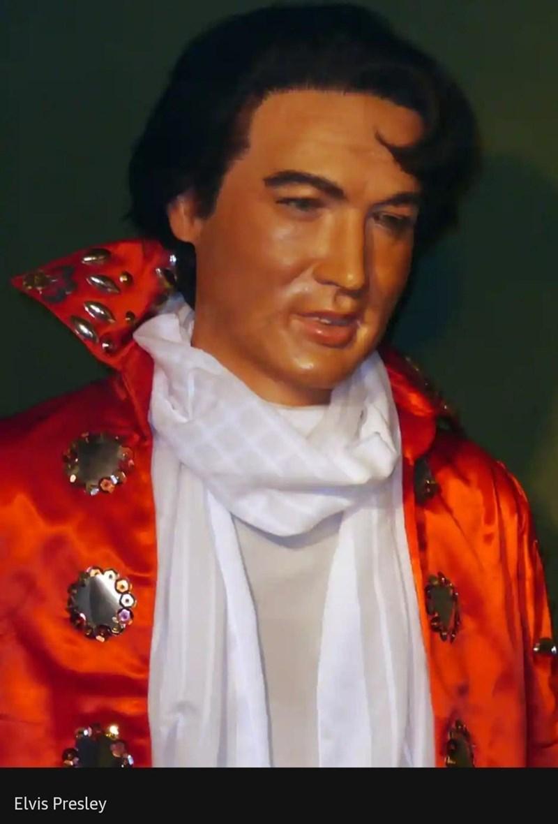 Forehead - Elvis Presley