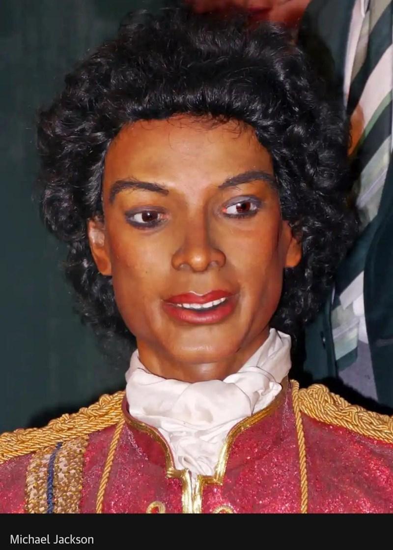 Forehead - Michael Jackson