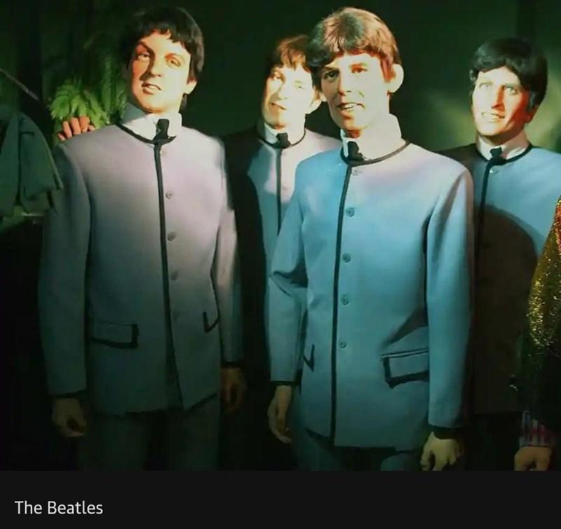 Coat - The Beatles