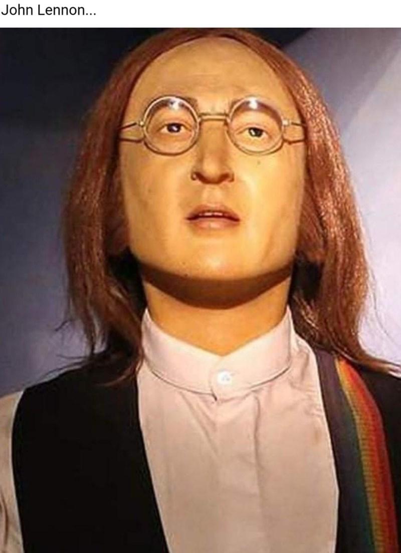 Forehead - John Lennon...