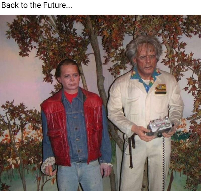 Leaf - Back to the Future...