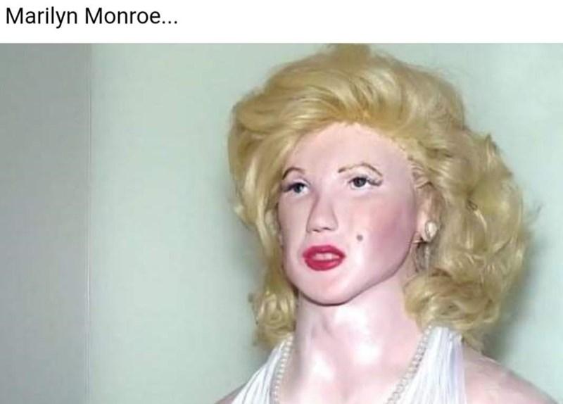 Hair - Marilyn Monroe...