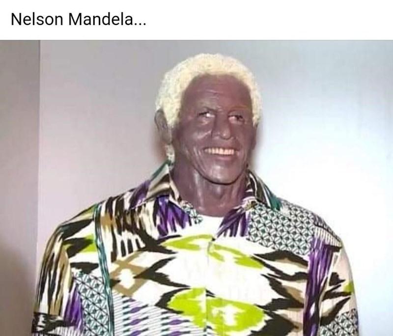 Smile - Nelson Mandela...