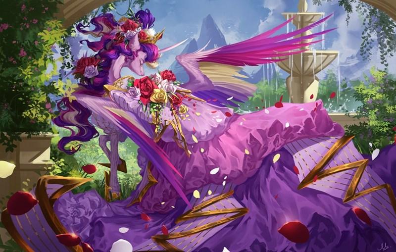 princess cadence mmgrace - 9636481536