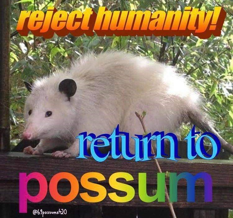 Organism - refect huimanity return to possun @bipossunst20