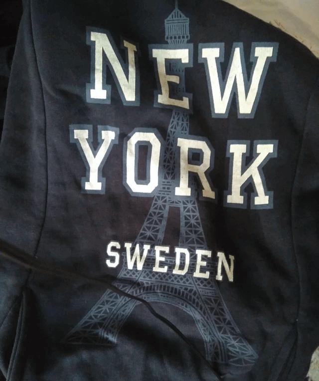 Outerwear - NEW YORK SWEDEN