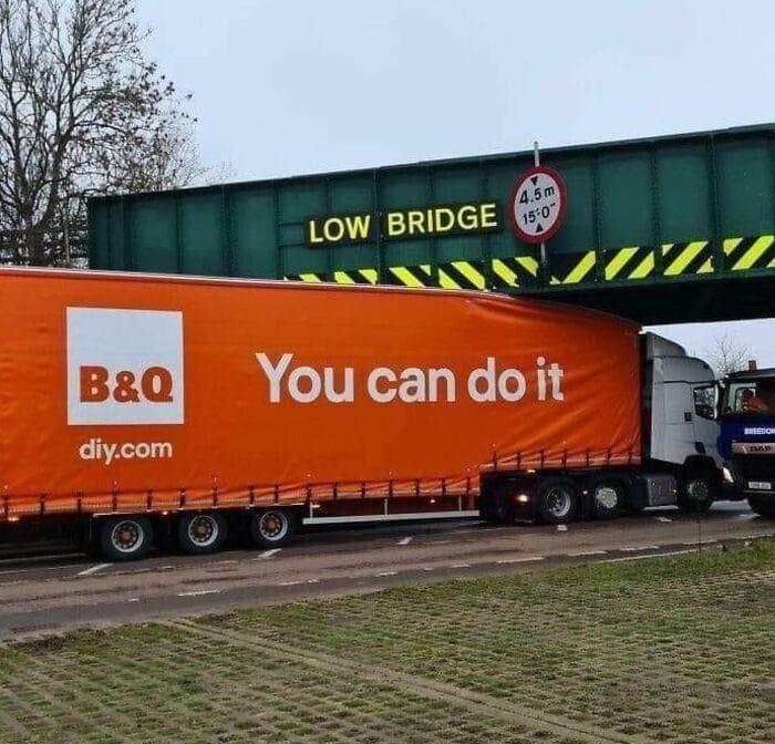Wheel - 4.5m 15 0 LOW BRIDGE B&Q You can do it diy.com REEDON
