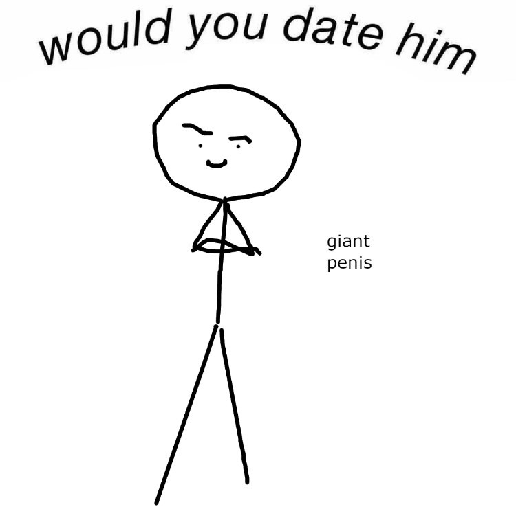 Nose - would you date him giant penis