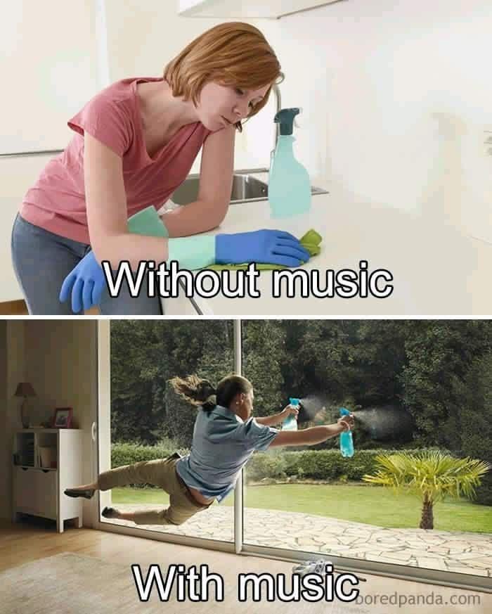 Clothing - Without music With music oredpanda.com