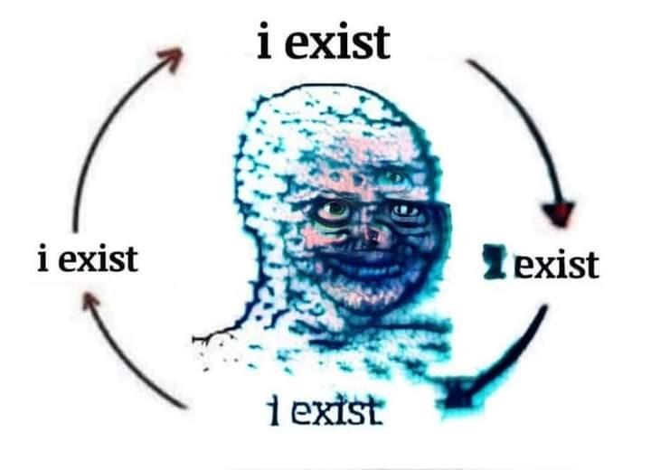 Forehead - i exist i exist Zexist 1 extst