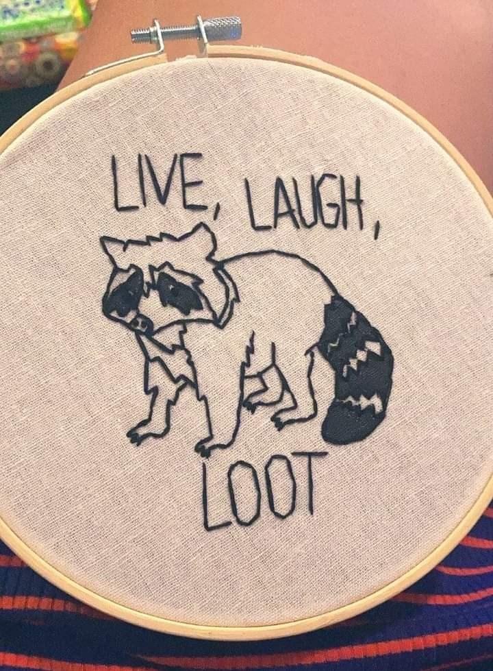Brown - LIVE, LAUGH, LOT