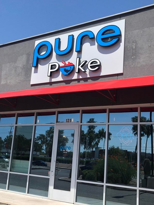 Building - pure Poke 121 P. ke Pp