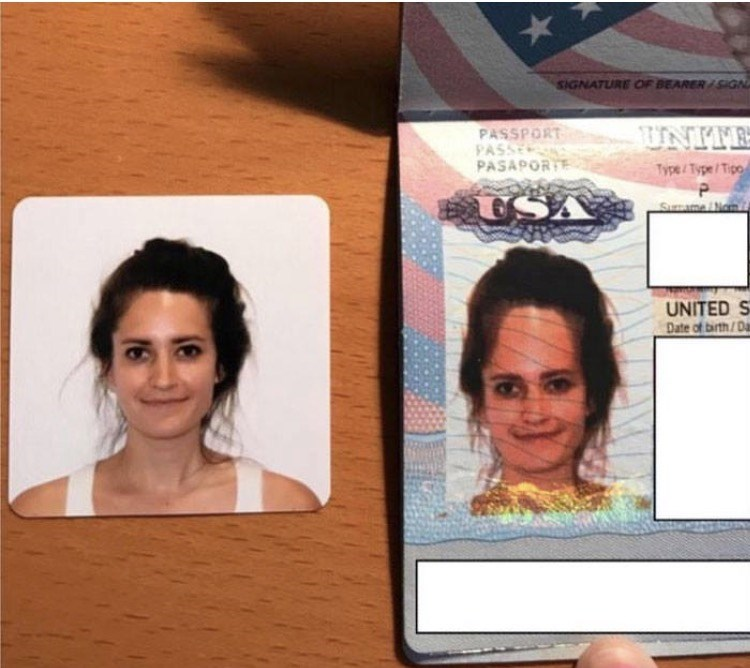 Face - SIGNATURE OF BEARER/SIGN PASSPORT PASSE PASAPORTE UNITE Type/Type/Tipo Simame VSA UNITED S Date of birth/Da 16