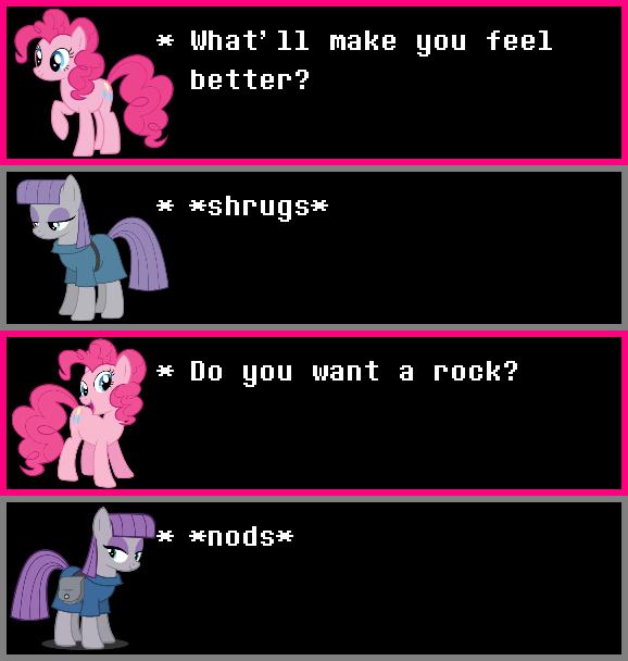 incorrect my little pony quotes pinkie pie maud pie - 9637974016