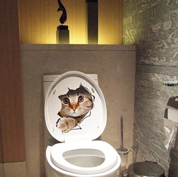 cats amazon toilet seats