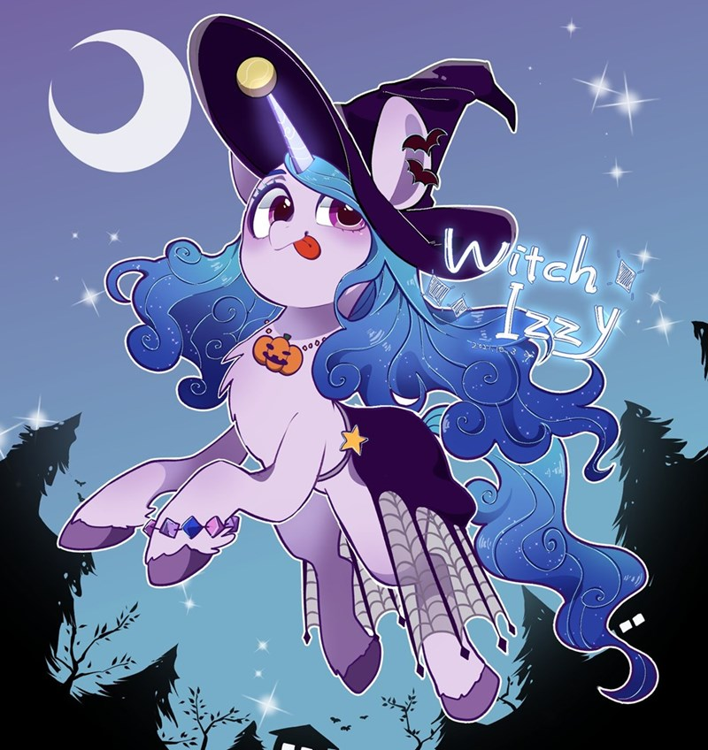 halloween izzy moonbow potetecyu_to - 9639700992