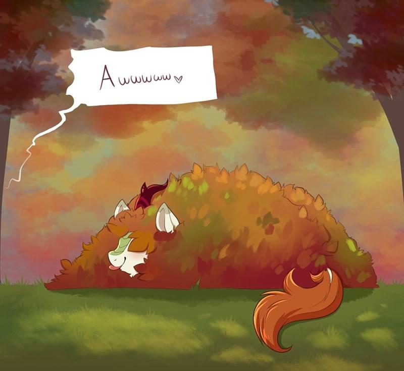 autumn blaze kirin confetti cakez - 9639965952