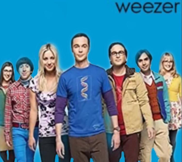 Clothing - weezer 名