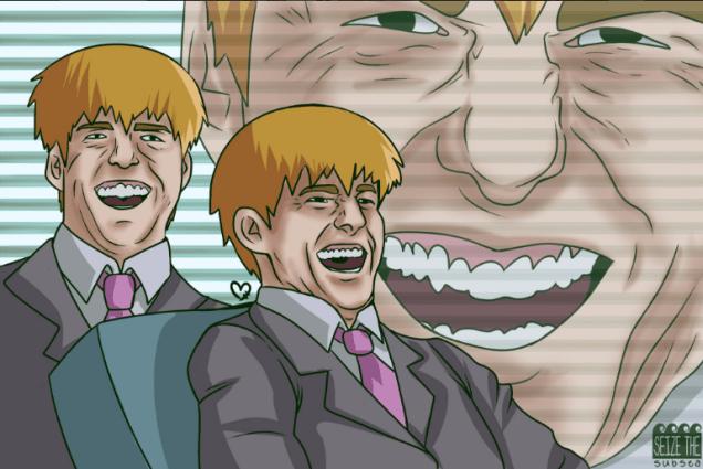 anime mob psycho Memes internet culture - 964101