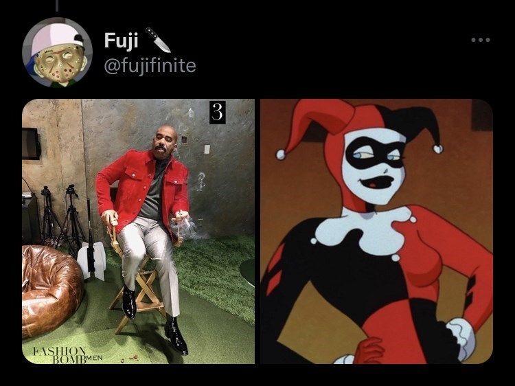 Fashion - Fuji @fujifinite 3 EASHION BOMBMEN