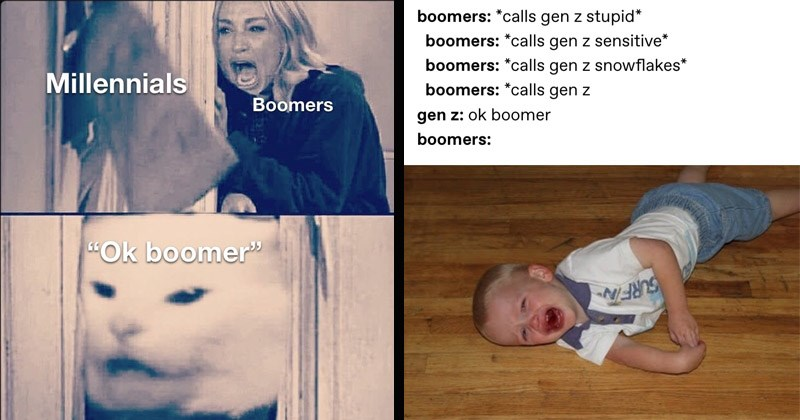 Memebase Baby Boomers All Your Memes In Our Base Funny Memes