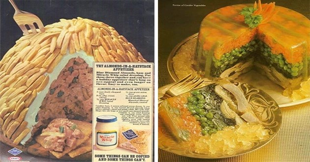 vintage cooking recipes thanksgiving