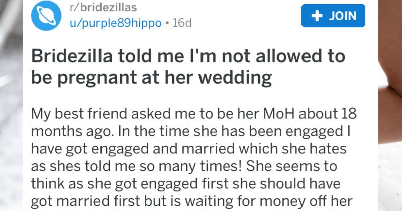 A collection of bridezilla cases that are filled to the brim with delusional entitlement.