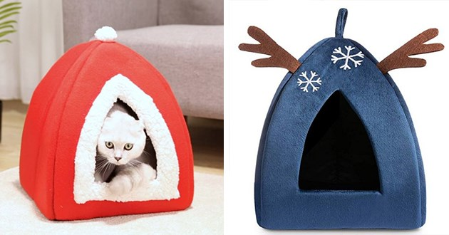 amazon holidays christmas cats
