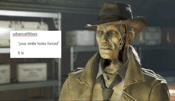 video game fallout funny tumblr quotes