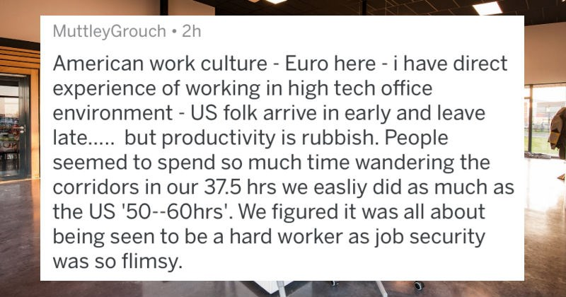A collection of AskReddit replies to American issues that people are too European to fully understand.