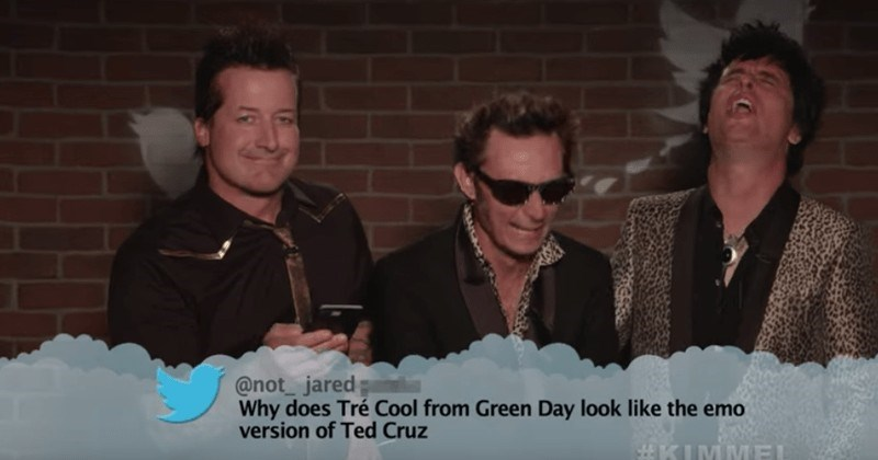A collection of mean tweets read by celebrities that got roasted hard.
