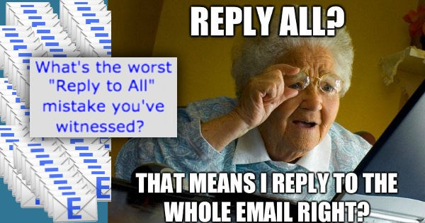 FAIL list embarrassing work Awkward emails Reddit - 975365