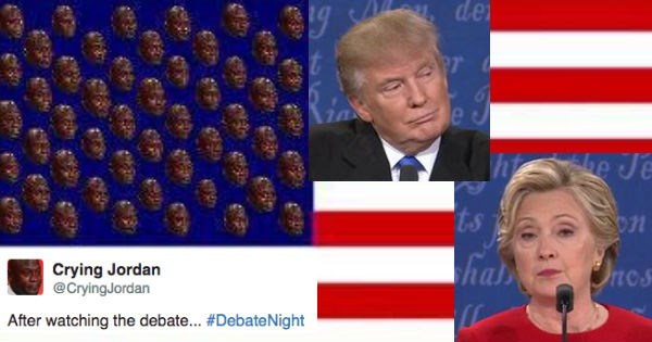news donald trump debate Hillary Clinton politics - 977925
