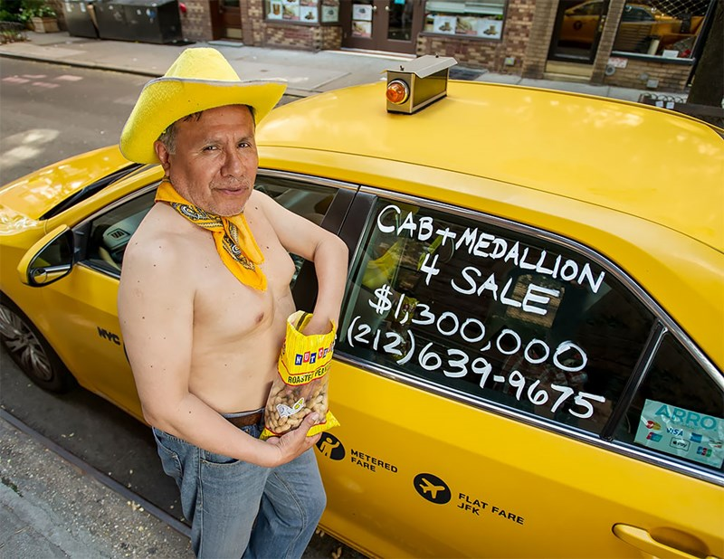 taxi drivers calendar, funny taxi driver