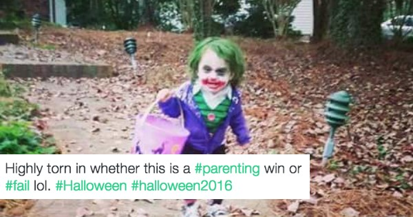 parenting fails and wins