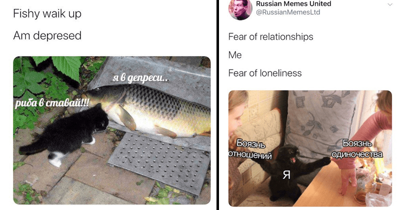 funny relatable translated russian memes