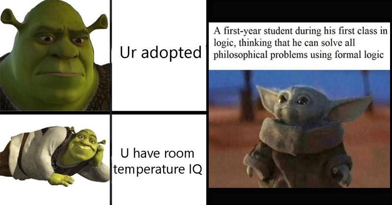 Funny pseudo-intellectual memes